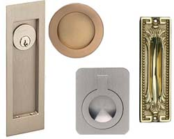 Omnia Sliding Door Hardware