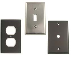 Electrical Outlet & Switch Plates