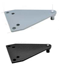 Parallel Arm Mount Bracket, Pin Mount, Global PAB-2200