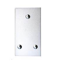 Exit Only Plate for 6200 Exit Device, PDQ 6-P-01
