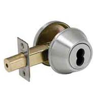 IC Commercial Deadbolt, Standard Duty, PDQ KV Series
