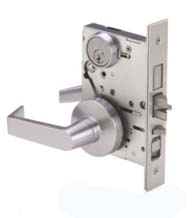 Grade 1 Commercial Mortise Lock Sets, PDQ MR-PFSF