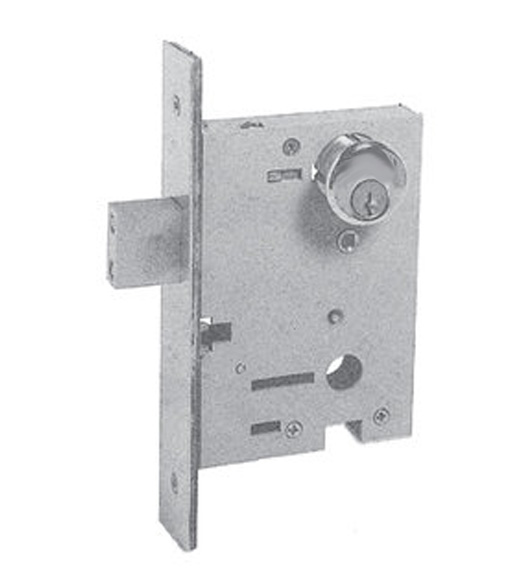 Grade 1 Mortise Deadbolt
