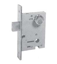 Grade 1 Mortise Deadbolt, PDQ MR-DB