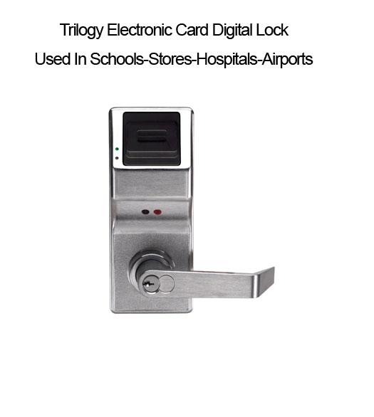 Door Alarm Lock Series Electronic Digital Proximity Card