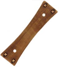 Southwestern Cabinet Pull Backplate, RK International BP-7902