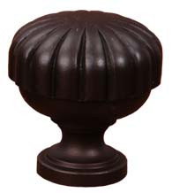 Smooth Melon Cabinet Knob, RK International CK-3250