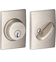 Century Single Cylinder Deadbolt, Schlage B60CEN