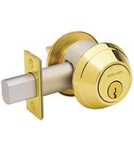 Single Cylinder Grade 1 Commercial Deadbolt, Schlage B660P