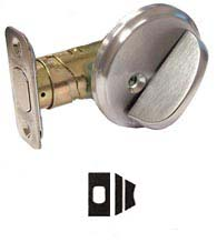 One-Sided Deadbolt, Schlage B80