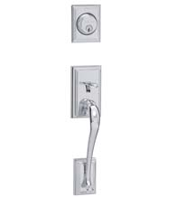 Addison Dummy Handleset, Schlage F93ADD