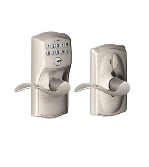 Camelot Keypad Entry Lock With Lever