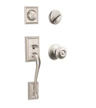 Addison Single Cylinder Handleset, Schlage F60ADD