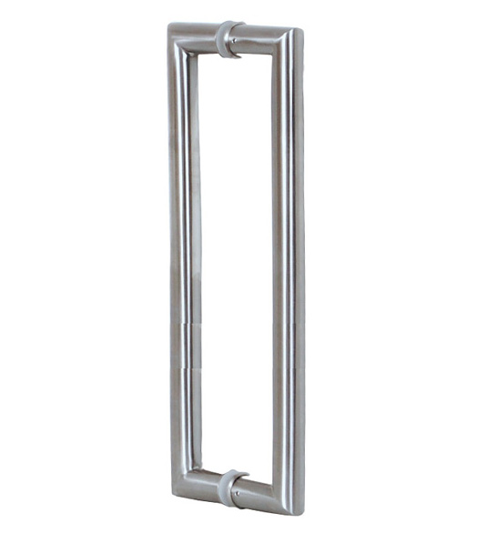 3 Foot Contemporary Glass Door Handles