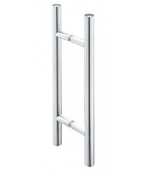 12 Inch Modern Brass Ladder Pull Pair Sdh 208h