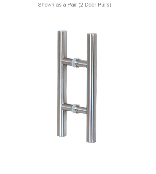 14 Inch Contemporary Stainless Door Pull