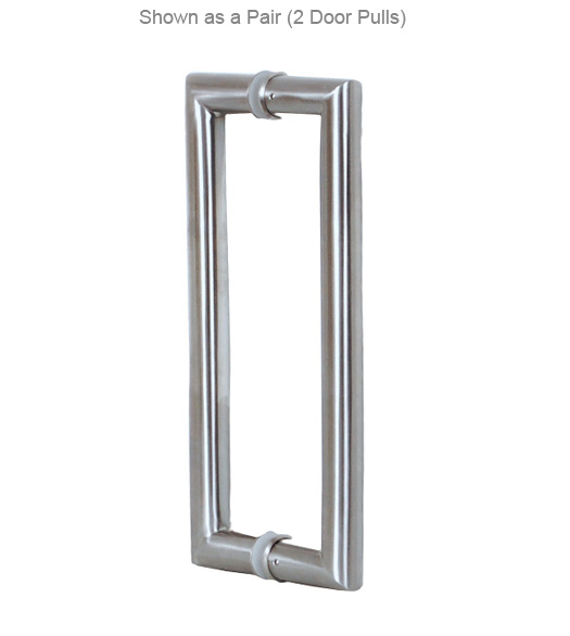 14 Contemporary Stainless Door Handles