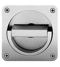 Satin Stainless Steel Flush Ring Pull, AHI SIG719-630