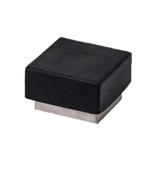 Stainless Steel Square Floor Door Stop
