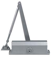 Surface Mounted ADA Compliant Door Closer, Global TC2201ADA