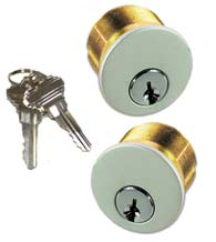 Double Cylinder Mortise Locks for Storefront Door, TH1100-BCX2