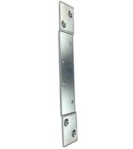 4-1/2 Inch Hinge Attachment Plate, Global TH1100-RP124D-3ZCP