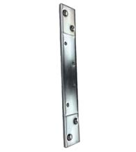 4-1/2 Inch Hinge Reinforcement Plate, Global TH1100-RP124D-4ZCP