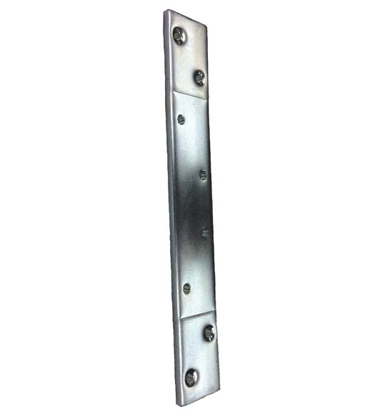 4 1 2 Inch Hinge Reinforcement Plate Global Th1100 Rp124d