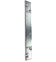 4-1/2 Inch Hinge Reinforcement Plate, Global TH1100-RP124D-DZCP