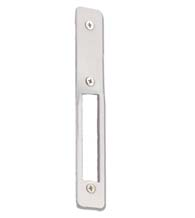 Mortise Hookbolt Faceplate, TH1100-FP6-10