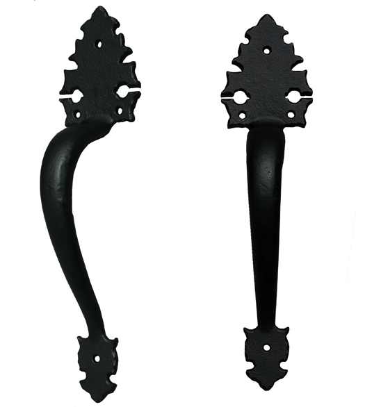Warwick Iron Door Handle