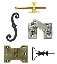 Window and Shutter Hardware
