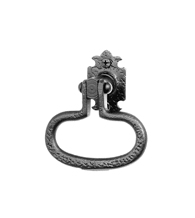 Ancient King Iron Door Pull, Acorn-RP8BP