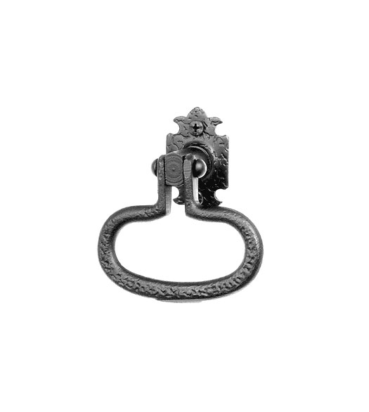 Ancient King Rough Iron Ring Pull