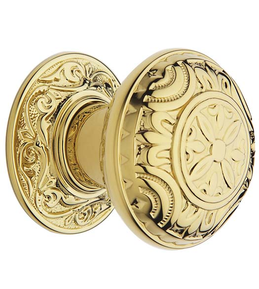 Ornate 5067 Knob with 5003 Rose