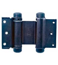 3 Inch Mortise Type Double Acting Spring Hinge, Pair, Bommer 3029-3