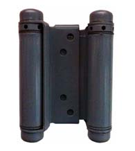 4 Inch Mortise Type Double Acting Spring Hinge, Pair, Bommer 3029-4