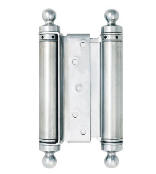 7 Inch Mortise Spring Hinge with Ball Tips