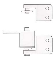 Box Cl& Mount Gravity Door Pivot Hinge Bommer 7411  sc 1 st  Doorware.com & Pivot Door Hinges - Doorware.com