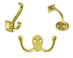 Deltana Hand Rail Brackets and Wall Hooks