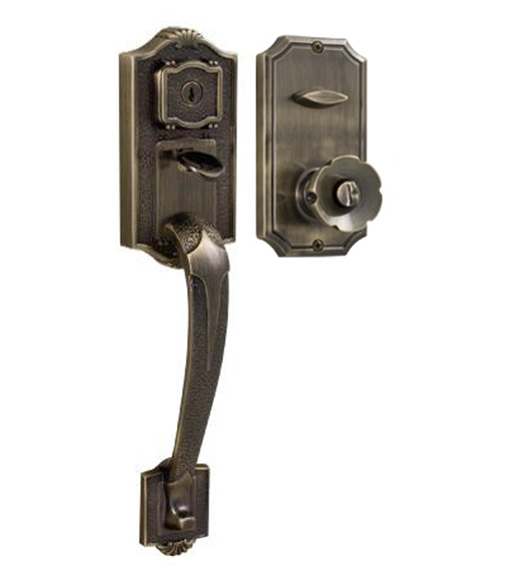 Interconnect Colonial Entry Handleset Weslock 1414/1400  sc 1 st  Doorware.com & Door Handlesets | Front Door Handlesets - Doorware.com pezcame.com