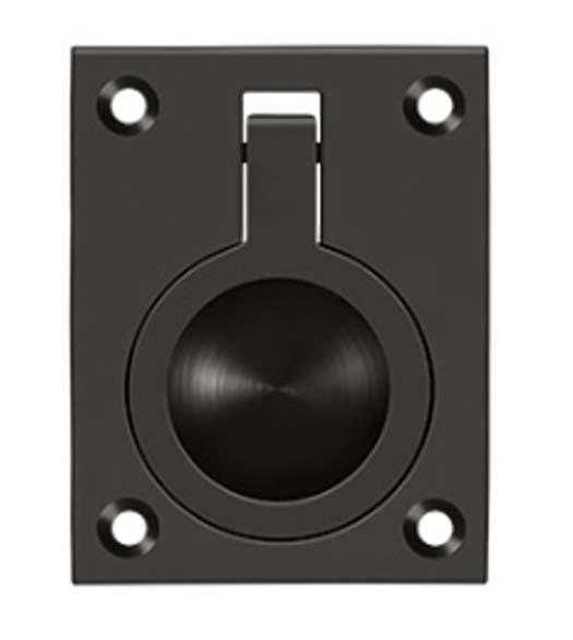 Large Flush Ring Pull