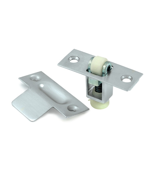 Solid Brass Adjustable Roller Catch Doorware Com