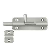 3-1/2 Inch Stainless Steel Spring Bolt, Deltana SB35U32D