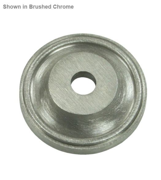 1 Inch Decorative Base Plate for Cabinet Knob