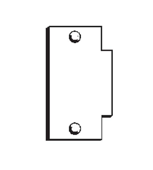 T-Strike Filler Plate