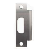 Extra Large Latch Hole ANSI Strike Plate, Don-Jo EH-161-630