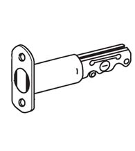 Fusion Deadbolt Latch