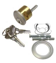 Rim Cylinder Lock, Global TH1100-RC