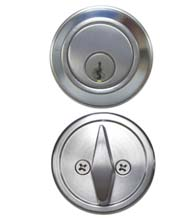 Grade 2 Commercial Deadbolt, Global GLC